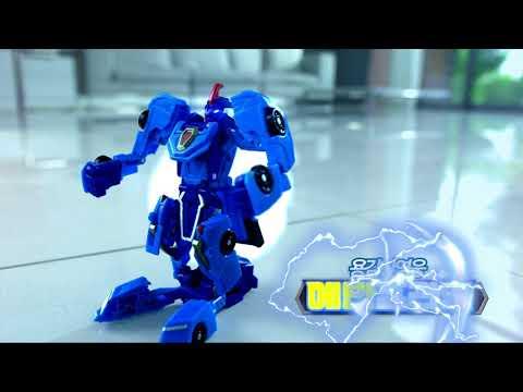 [SONOKONG 손오공] HELLO CARBOT TV commercial: 손오공 헬로카봇 유니티시리즈