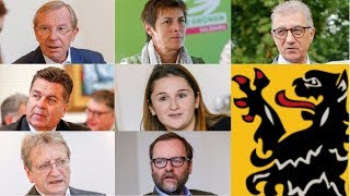 Die Spitzenkandidaten zur Salzburger Landtagswahl diskutieren im Pongau thumbnail
