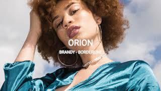 Brandy - Borderline (slowed + reverb)
