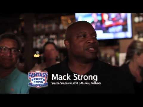 Mack Strong - Draft Round 4 Teaser