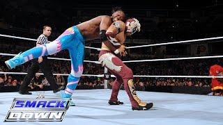 The Lucha Dragons vs. Big E & Kofi Kingston: SmackDown — 26. November 2015
