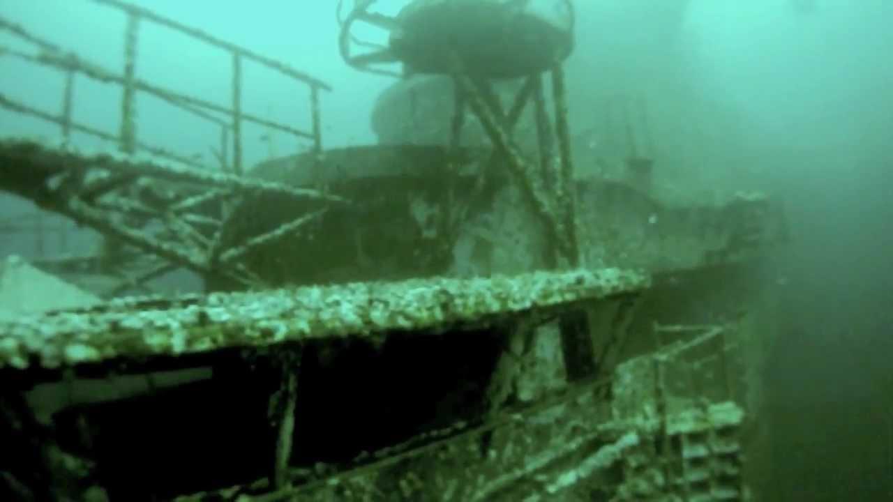 USS Oriskany Scuba Diving CV-34