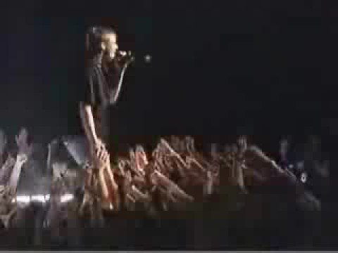 Aaron Carter-I'm all about you live