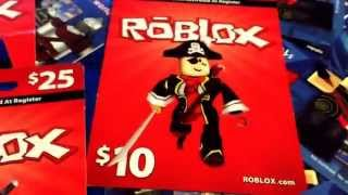 A TON of ROBLOX Cards!