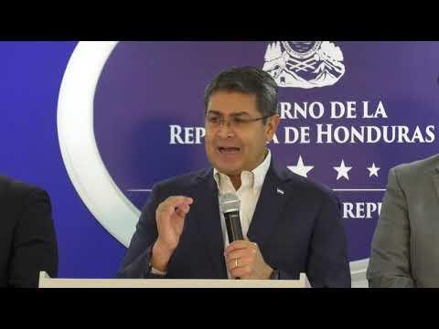 Presidencia Honduras