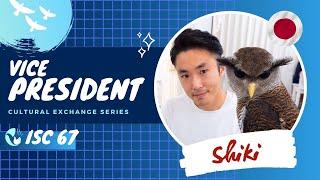 [Cultural Exchange Series] Japanese Sake by Shiki