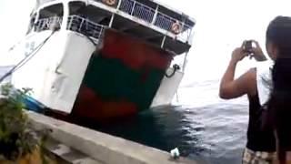 sinking baleno 168