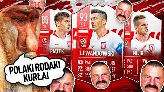 SKŁAD POLAKÓW NA MECZ POLSKA - AUSTRIA?! | FIFA 19