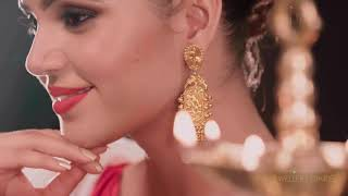 India's Top 5  Gold Earring of the Year - 14th FURA RJIA 2018