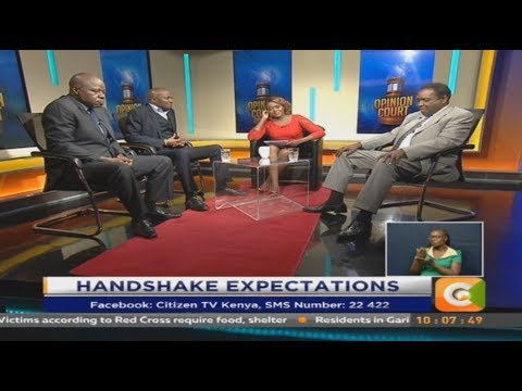 Opinion Court | Handshake Expectations