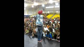 Young motive live at sports and learning complex