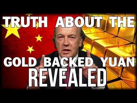 CIA ADVISOR JIM RICKARDS REVEALS THE TRUTH ABOUT THE GOLD BACKED CHINESE YUAN