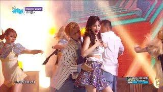 【TVPP】TRIPLE H - Retro Future, 트리플 에이치 –레트로 퓨쳐 @show music core