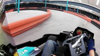 Veloce Knoxville Speedway Karting