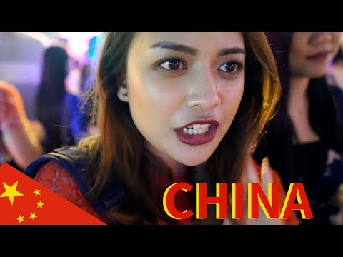 SURVIVING CROWDS IN CHINA | Experiencing Wuhan Ep. 2