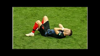 Ivan Perisic injury: What is wrong with Croatia star? Will he play in World Cup final?