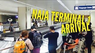 Video NAIA Terminal 1 Arrival Lounge Baggage Claim Metro Manila by HourPhilippines.com download MP3, 3GP, MP4, WEBM, AVI, FLV Juni 2018