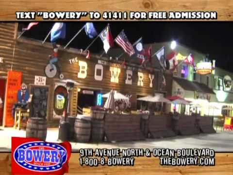 The Bowery Myrtle Beach Sc Commercial