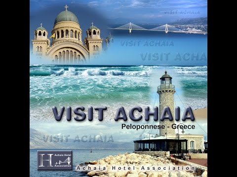 Visit Achaia - Peloponnese - Greece