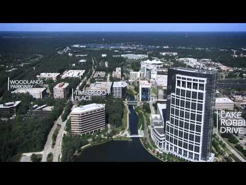 The Woodlands - As You Have Never Seen It Before - It's Present and Future