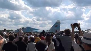 Katastrofa SU-27 Radom Air Show 2009 HD