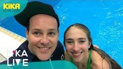 KiKA LIVE - Dein Hobby: Wasserspringen | Mehr auf KiKA.de