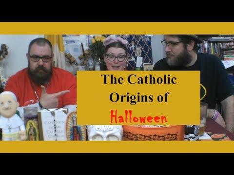 Wacky Wednesday: The Catholic Origins of Halloween