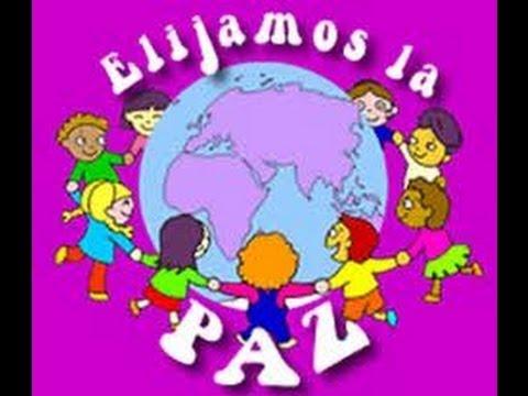 Dia de la Paz 2012: Mensaje de paz de los niños del mundo. Feliz ...