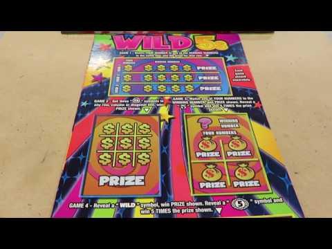 Scratching a Medley of Tickets hoosier lottery