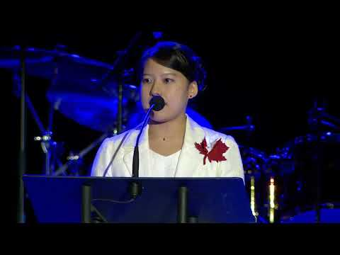 Her Imperial Highness Princess Ayako of Takamado Address For 50th Anniversary Concert