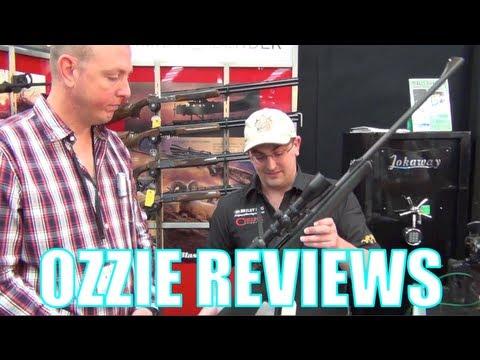 SSAA Shot Show 2013 - Mialls Gun Shop