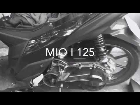 Mio i 125 | How to Clean CVT | Pang Gilid