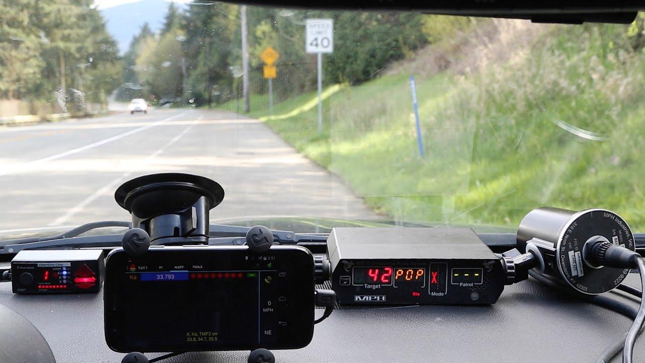 Police Radar: How Radar Works & How to Beat Speeding Tickets