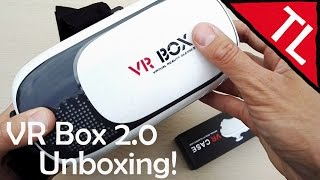 VR Box 2.0 a Cheap VR/AR Headset: Unboxing!