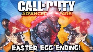 Cod Advanced Warfare Exo Zombies Easter Egg Fun! (epic Rage, Blame Ham, & Funny Moments)