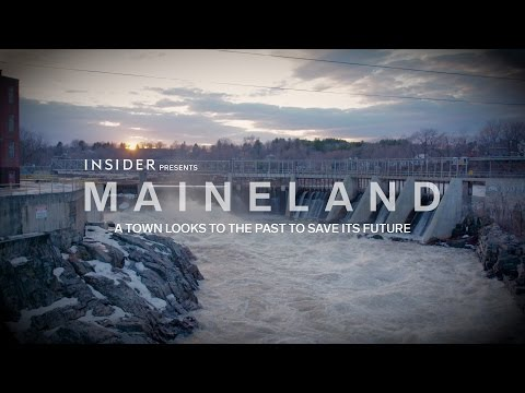 Maineland | A town looks to the past to save its future