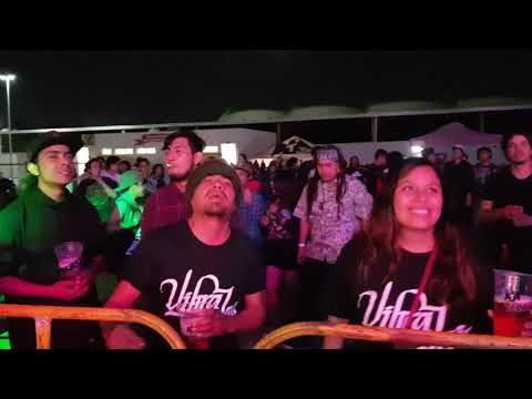 Iguana Reggae Rock VS Neto Ganja Vibra León 2019