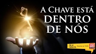 Alquimia - A Chave está dentro de nós - Alcides Melhado Filho - 05-10-2016 - Rádio ABC