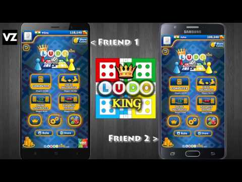 Play Ludo King Online with Friend  Multiplayer Private Room codes | guide how to play ludo king