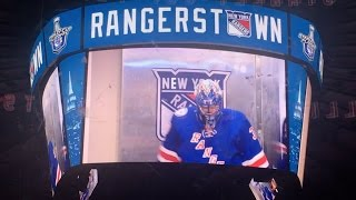 Front Row New York Rangers Playoff Seats! (Game 4 vs. Ottawa)