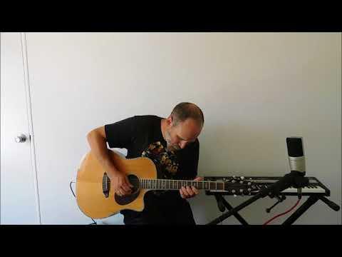 Steemit Open Mic Week 95 - Original Improvisational Guitar