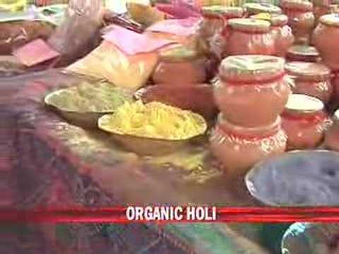 Festival trend: Organic colours to smear on Holi