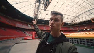 In Amsterdam Preparing for the Big Euro 2020 Launch // VLOG