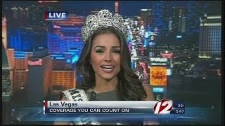 Olivia Culpo speaks out after winning Miss Universe Pageant