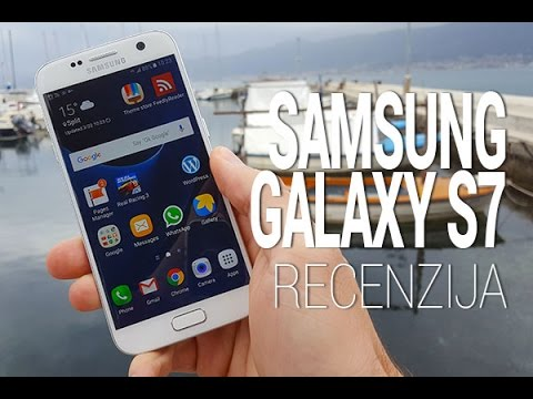Samsung Galaxy S7 Video Recenzija