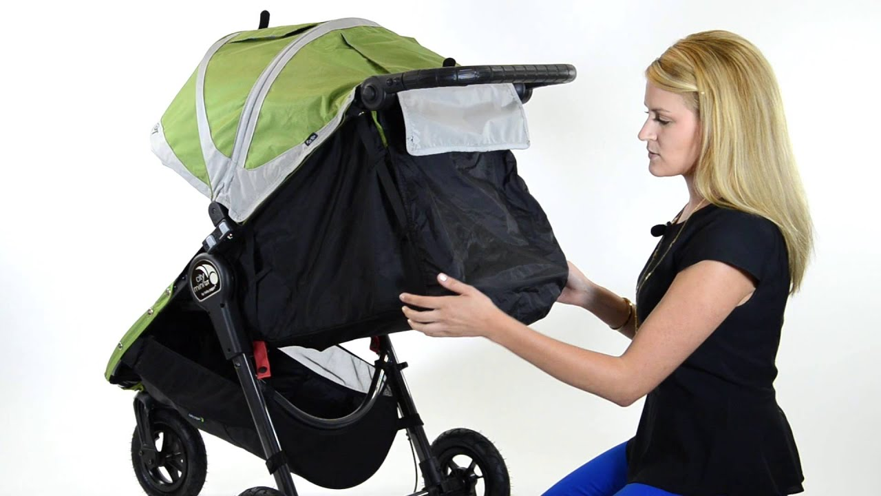 How To Recline The Seat In A City Mini Gt Stroller Youtube