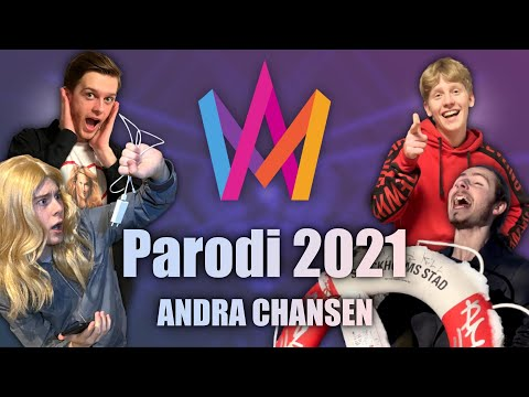 Melodifestivalen 2021 PARODI