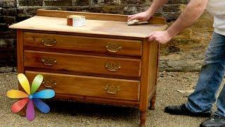 Подарите старой мебели новую жизнь - Все буде добре - Выпуск 641 - 27.07.15(, 2015-07-27T15:37:04.000Z)