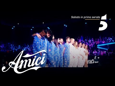 Amici 17, Il Serale - Sabato 21 aprile, in prima serata su Canale 5