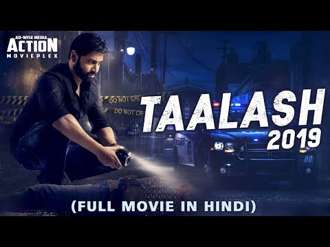 TALAASH 2019 New Released Full Hindi Dubbed Movie   New Movies 2019   South Movie 2019